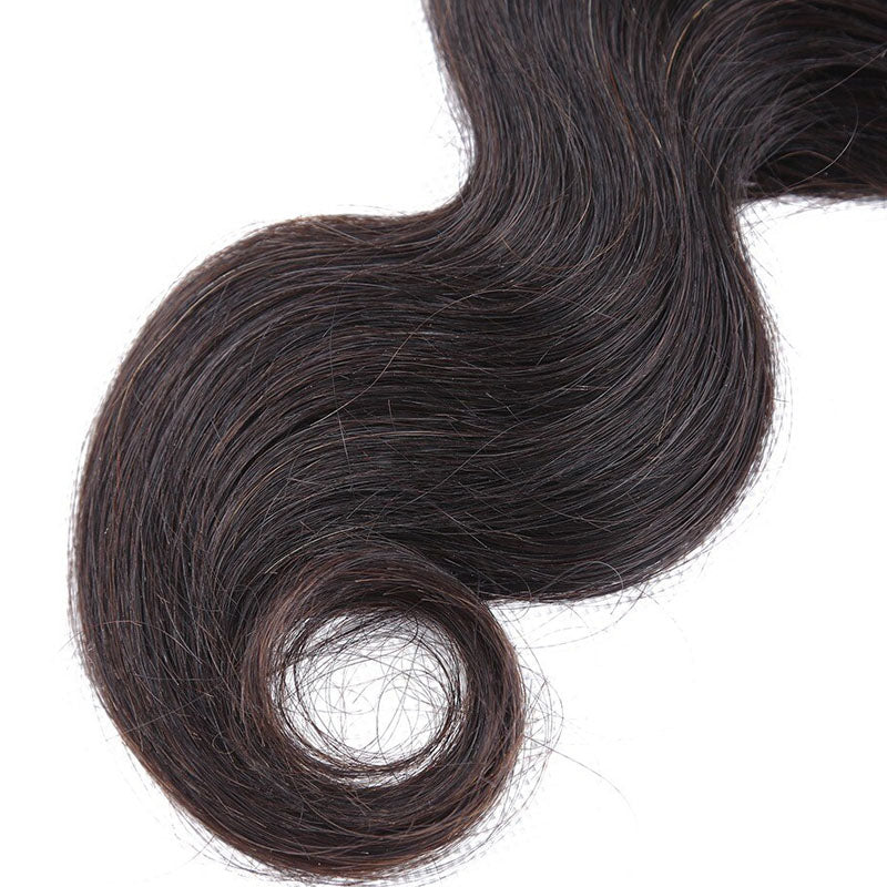 Lace Closure Body Wave Closure 10A 100% Human Hair Closure Pre Plucked Closure with Baby Hair - Truelovewigs.com