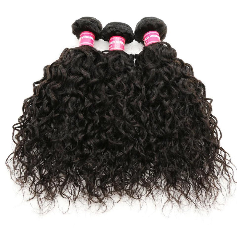 True Love Wigs Human Virgin Hair Water Wave Hair One Bundle Deals - Truelovewigs.com