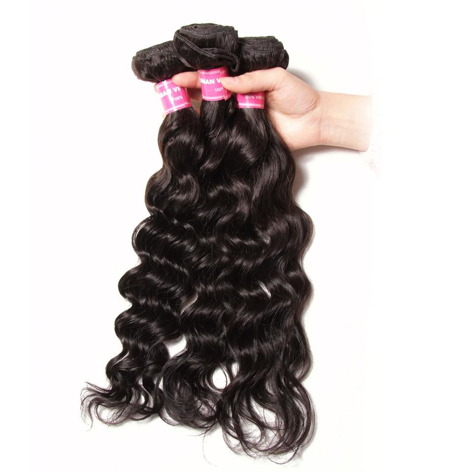 True Love Wigs 4 Bundles 10A Wet and Wavy Hair Virgin Hair Deals - Truelovewigs.com