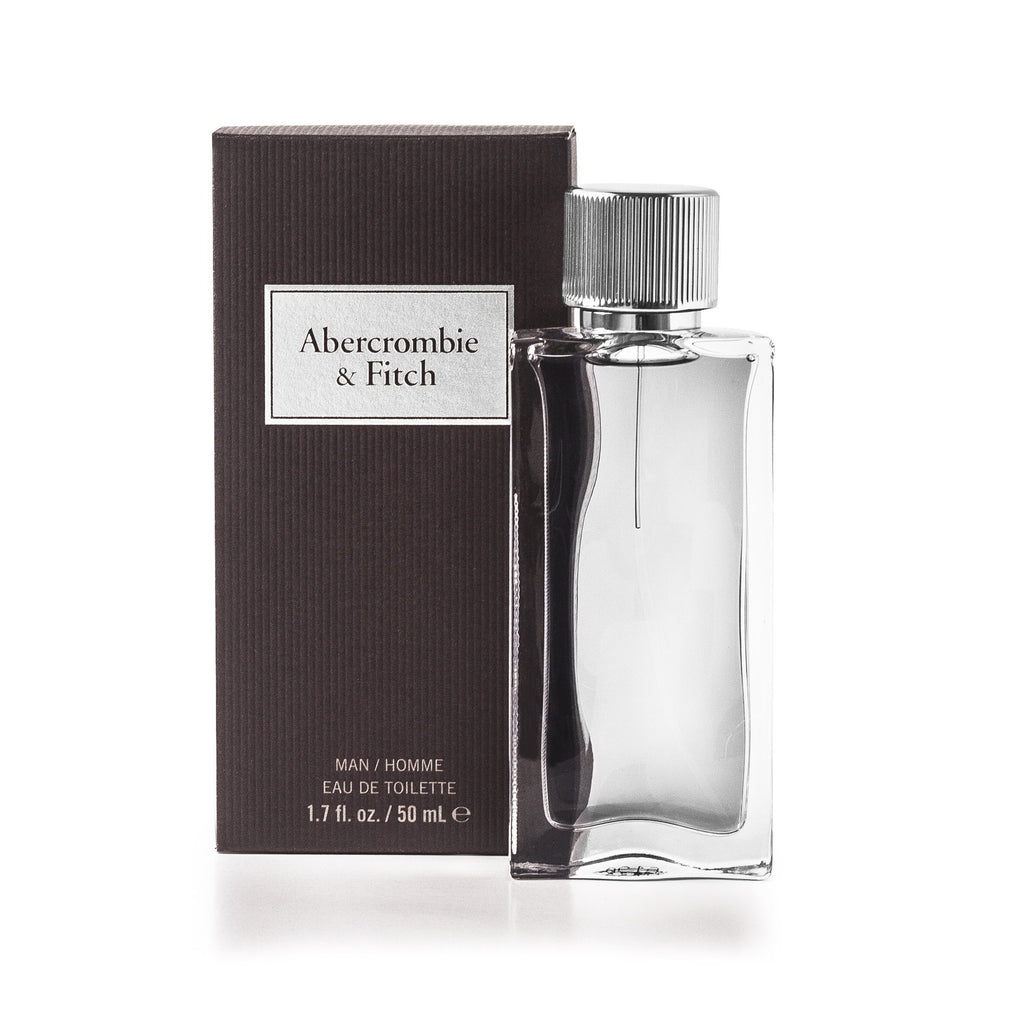 First Instinct Eau de Toilette Spray for Men by Abercrombie and Fitch