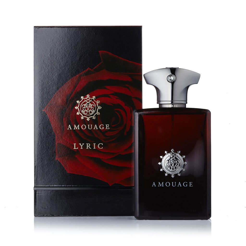 Lyric Eau de Parfum Spray for Men by Amouage 3.4 oz.