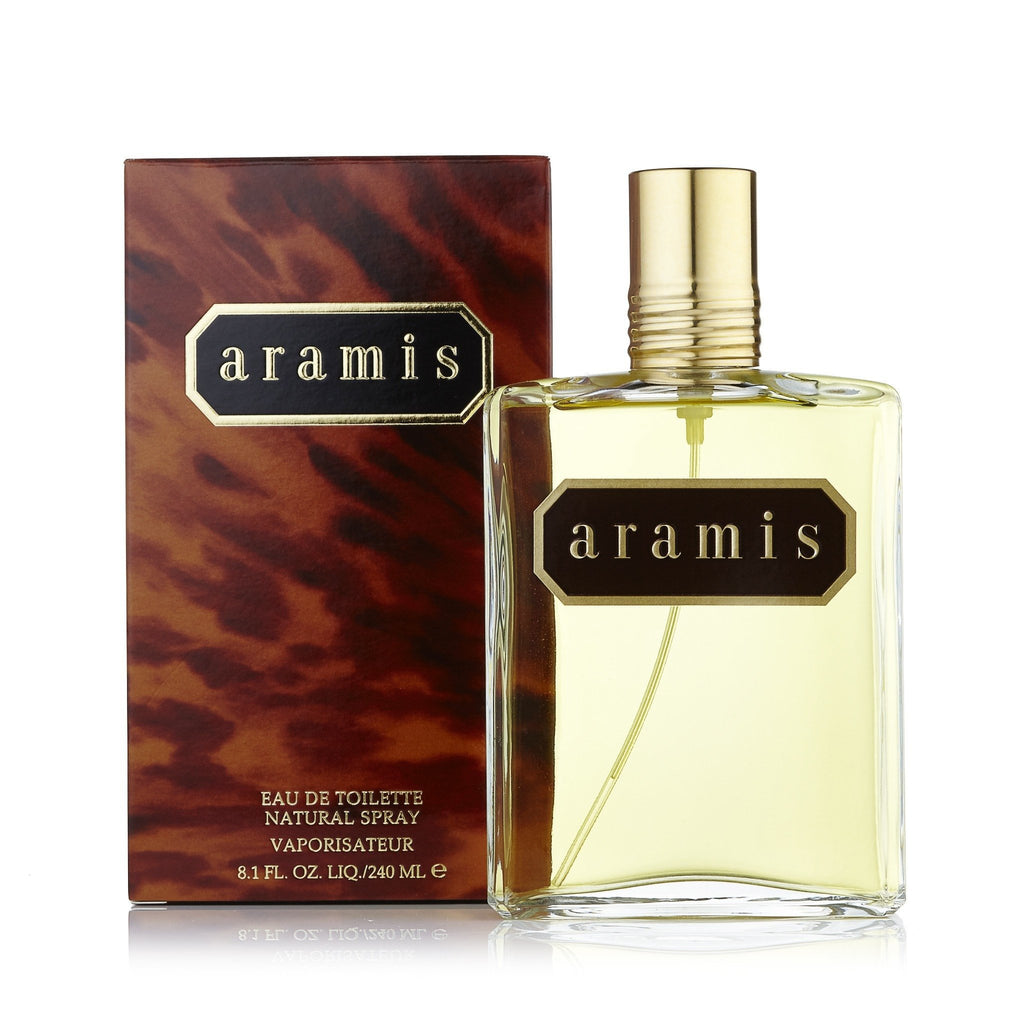 Aramis Eau de Toilette Spray for Men by Aramis 8.1 oz.