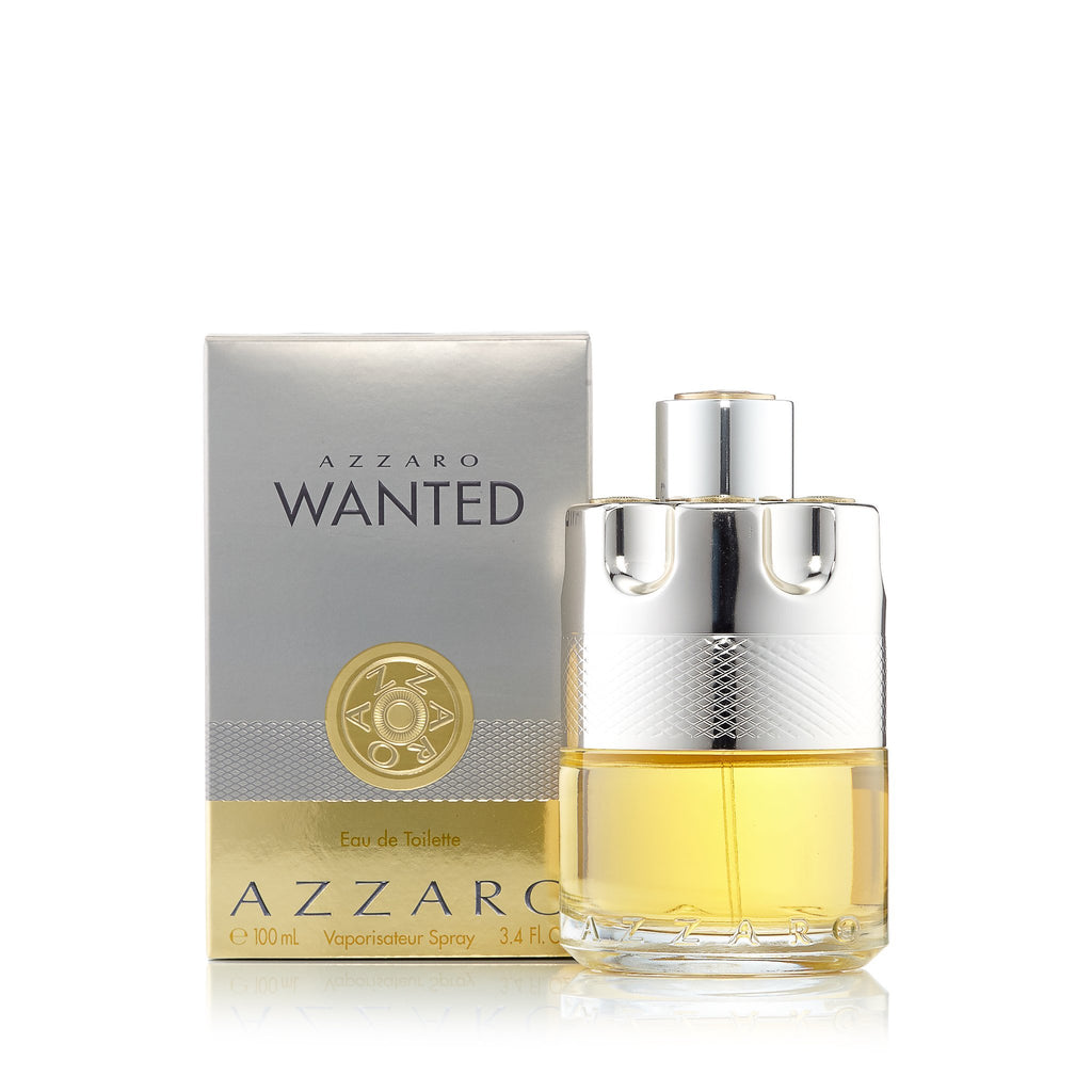Wanted For Men By Azzaro Eau De Toilette Spray