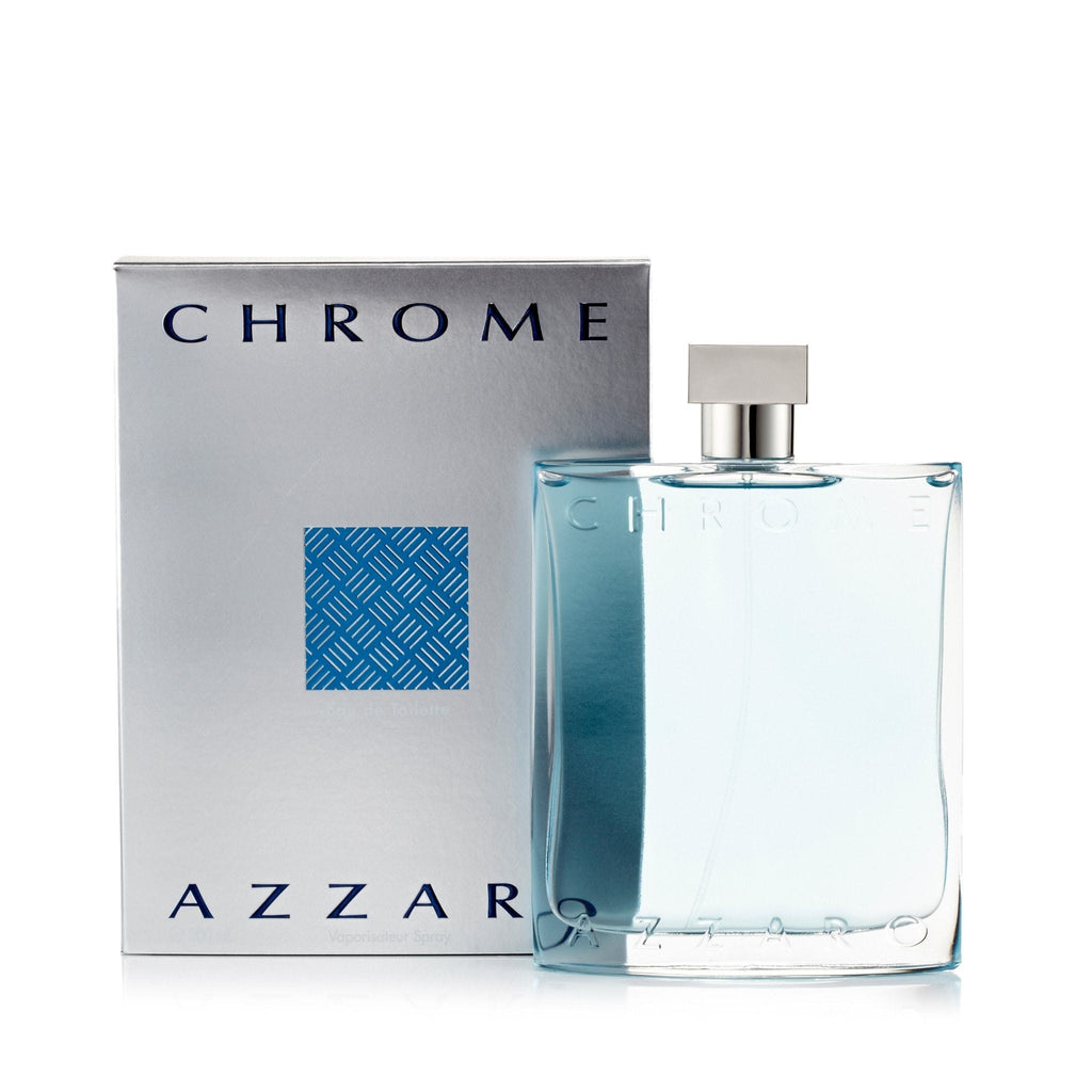 Azzaro Chrome For Men By Azzaro Eau De Toilette Spray
