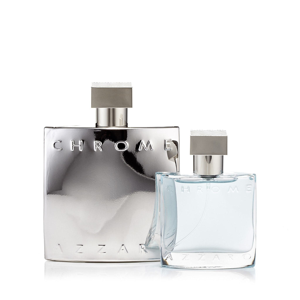 Chrome Gift Set Eau de Toilette for Men by Azzaro