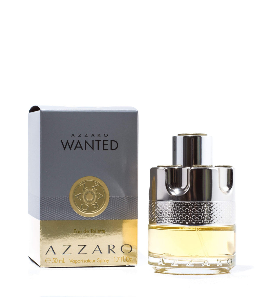 Wanted Eau de Toilette Spray for Men by Azzaro 1.0 oz.