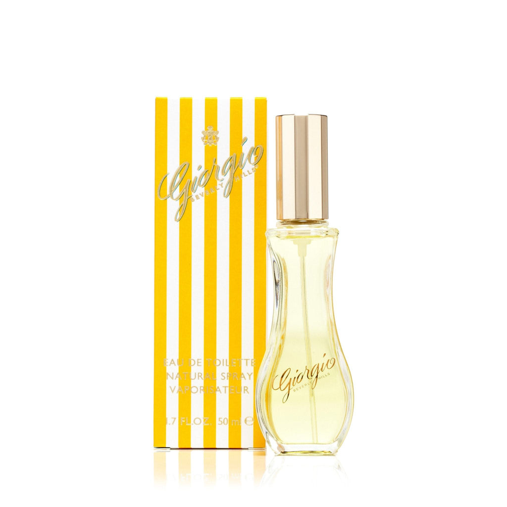 Beverly Hills Giorgio Eau de Toilette Womens Spray 1.7 oz.