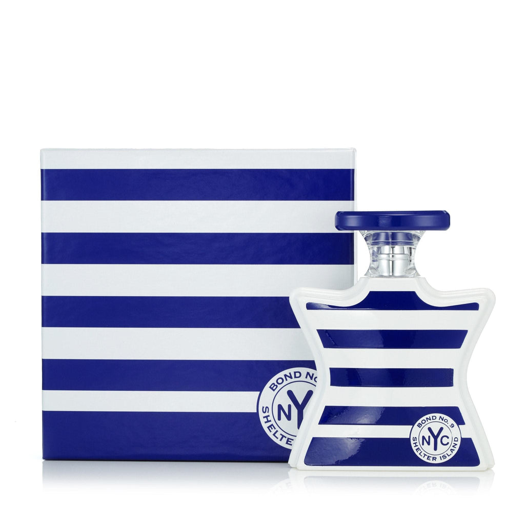 Shelter Island Eau de Parfum Spray for Women and Men by Bond No.9 3.3 oz.
