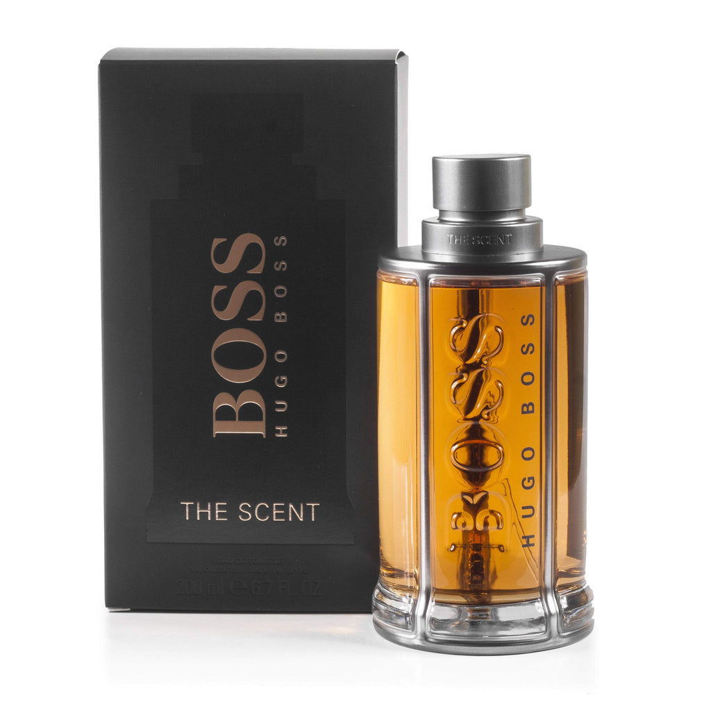 Boss The Scent for Men by Hugo Boss Eau De Toilette Spray