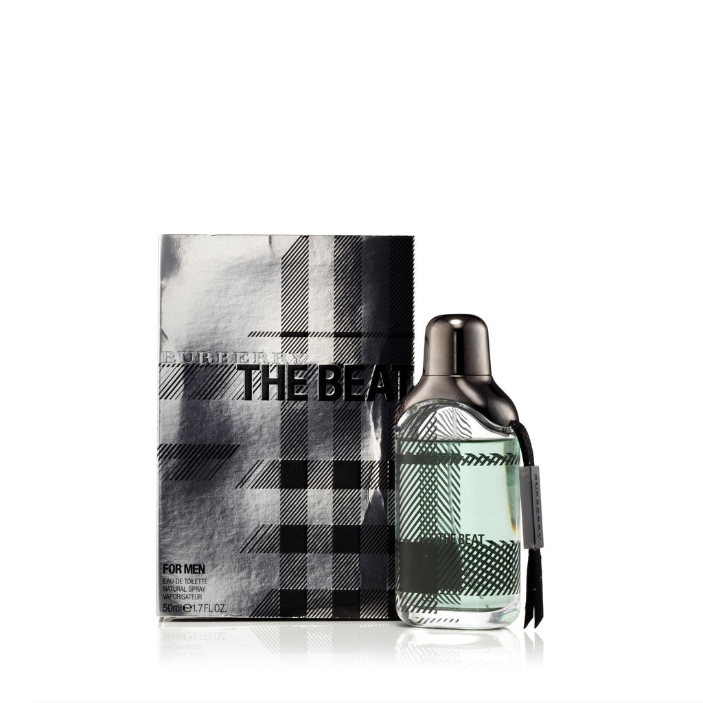 Burberry The Beat Eau de Toilette Mens Spray 1.7 oz.