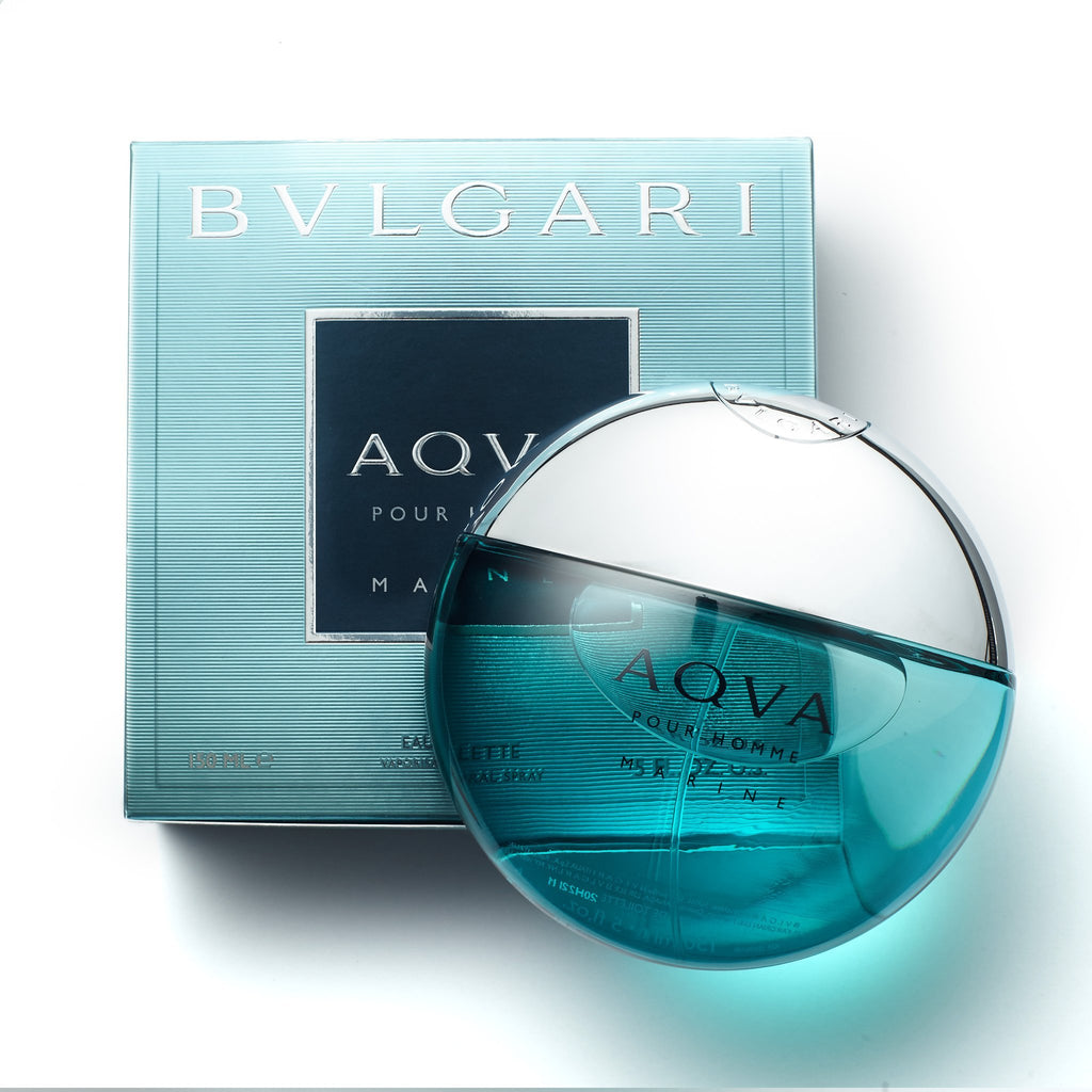 Bvlgari Aqva Marine For Men By Bvlgari Eau De Toilette Spray