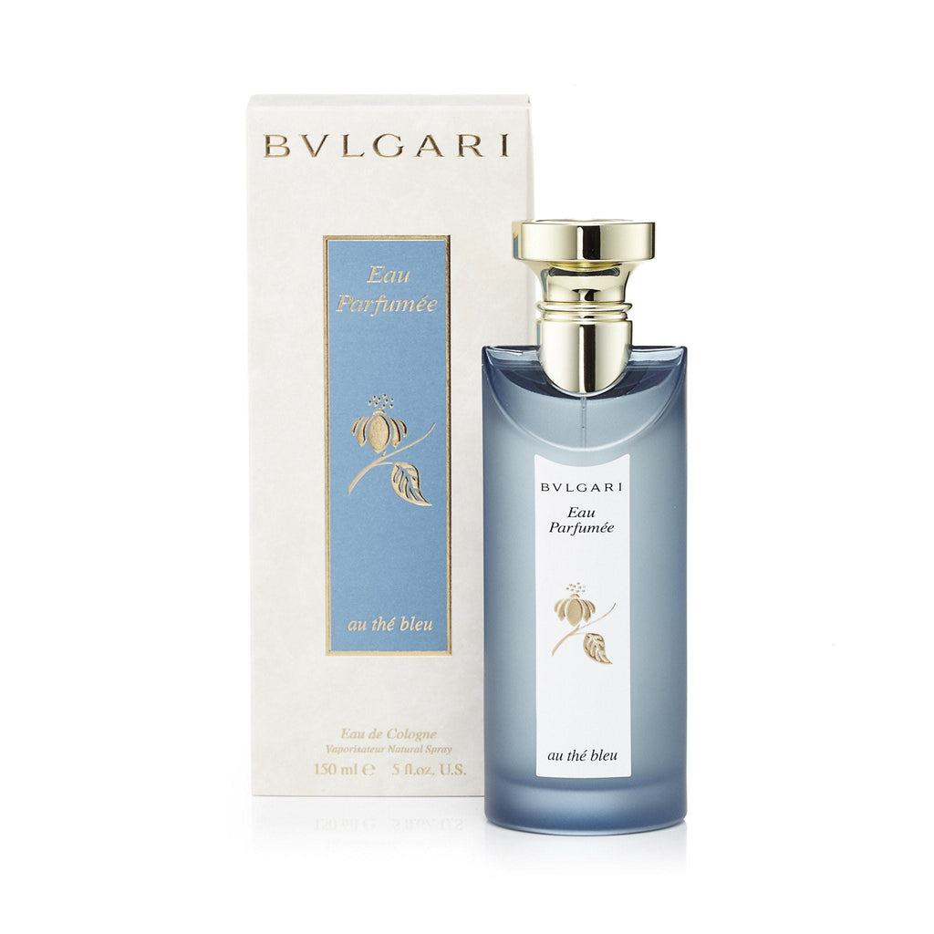 Bvlgari Au The Bleu Cologne Womens Spray 5.0 oz.