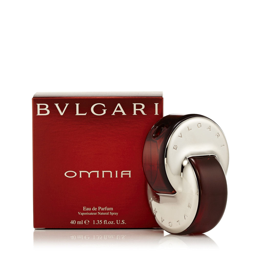 Omnia Eau de Parfum Spray for Women by Bvlgari 1.35 oz.