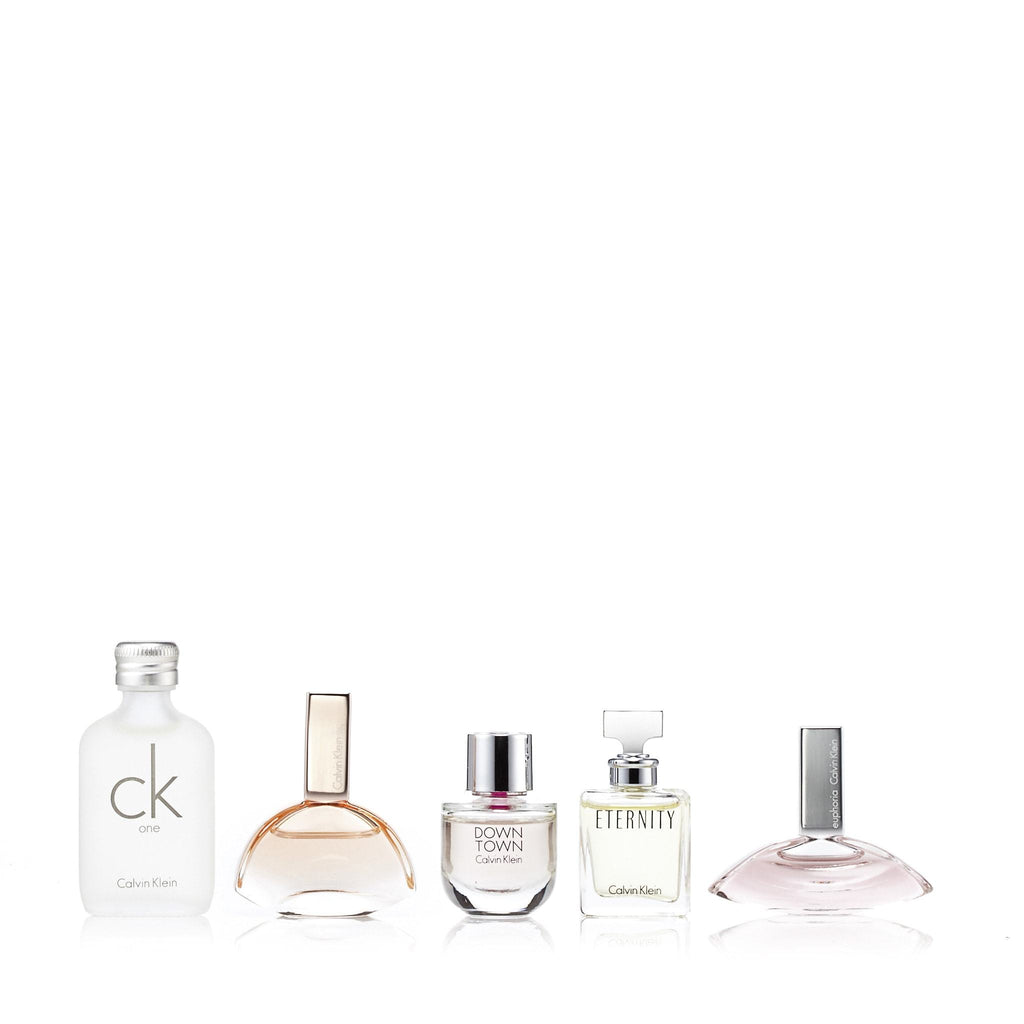 Calvin Klein Miniature Gift Set for Women by Calvin Klein 0.33 oz.