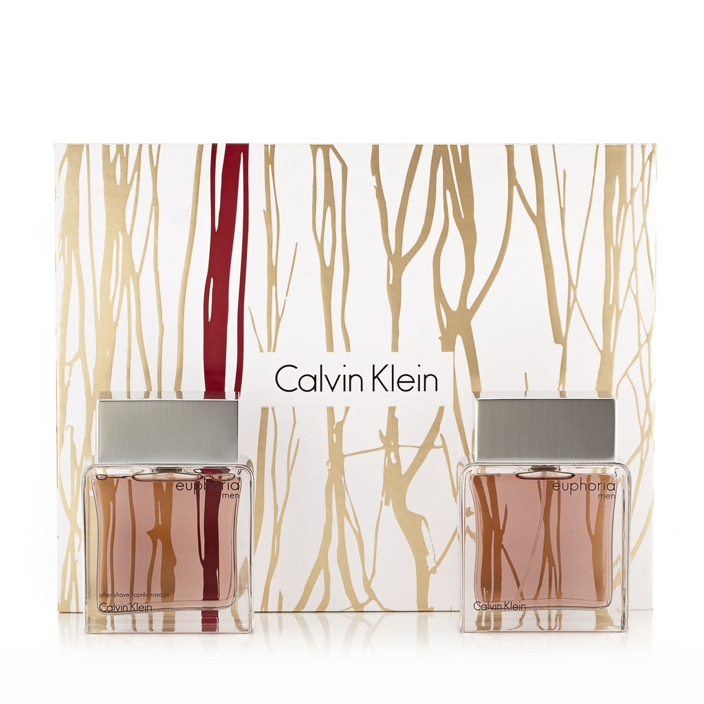 Euphoria Gift Set for Men by Calvin Klein 3.4 oz.