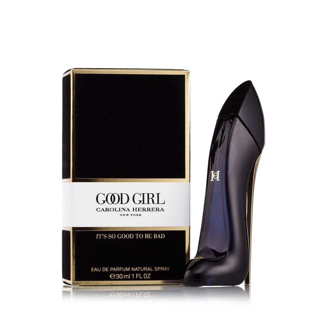 Good Girl Eau de Parfum Spray for Women by Carolina Herrera 1.0 oz.