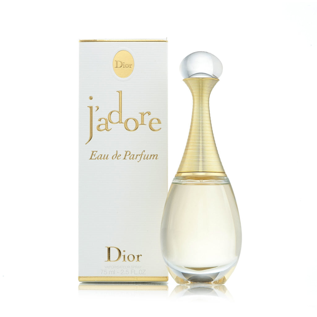 J'Adore Eau de Parfum Spray for Women by Dior 2.5 oz.