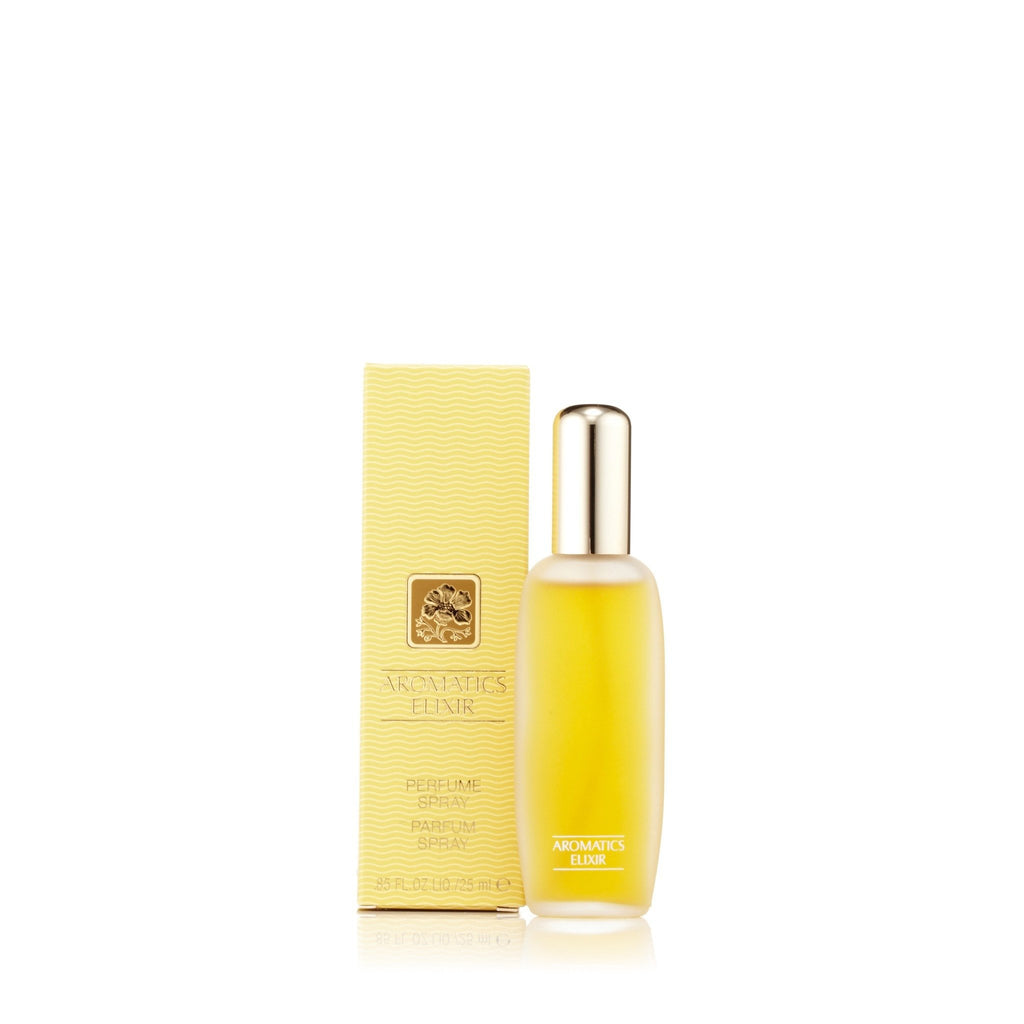 Aromatics Elixir Eau de Parfum Spray for Women by Clinique .85 oz.