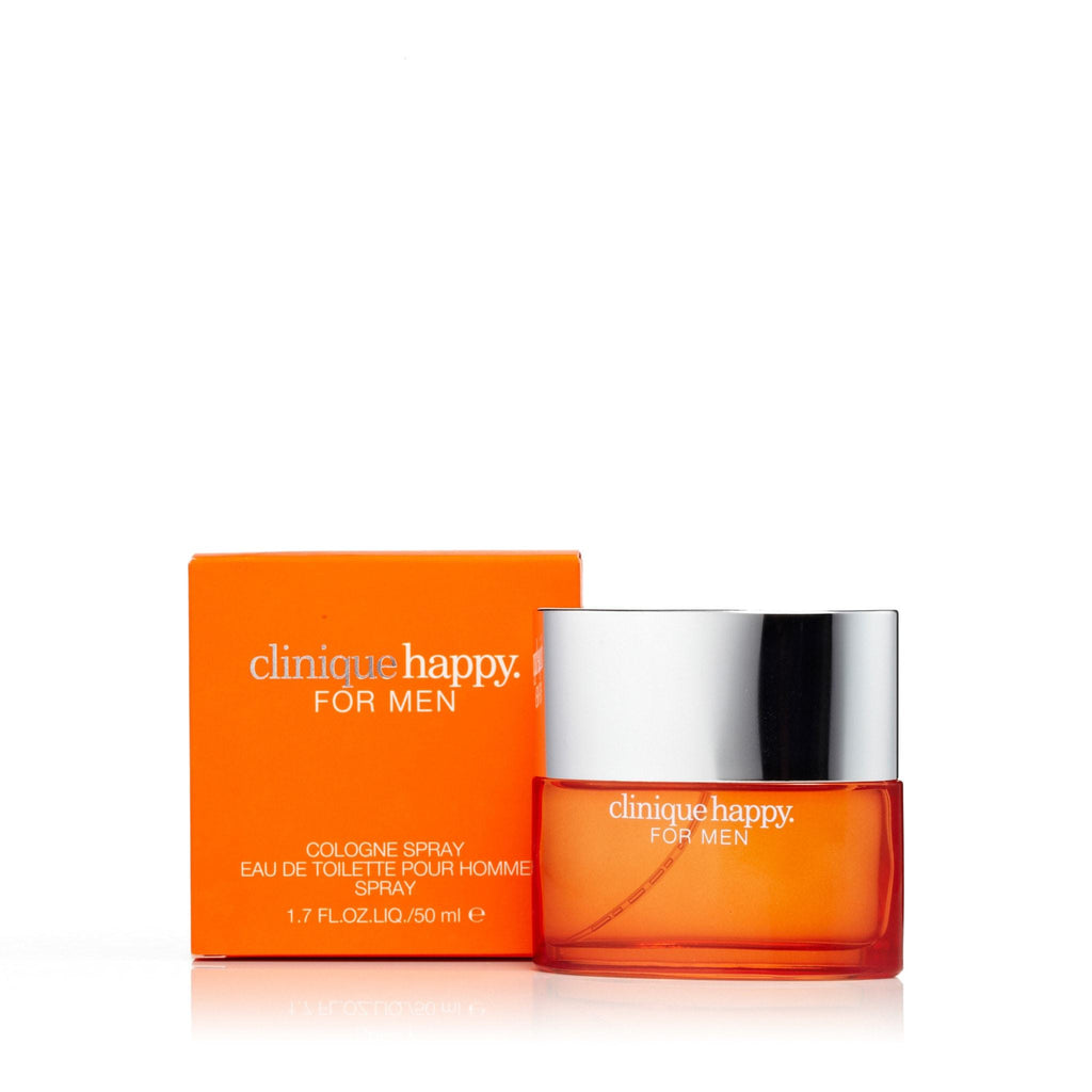 Clinique Happy Cologne Mens Spray 1.7 oz.