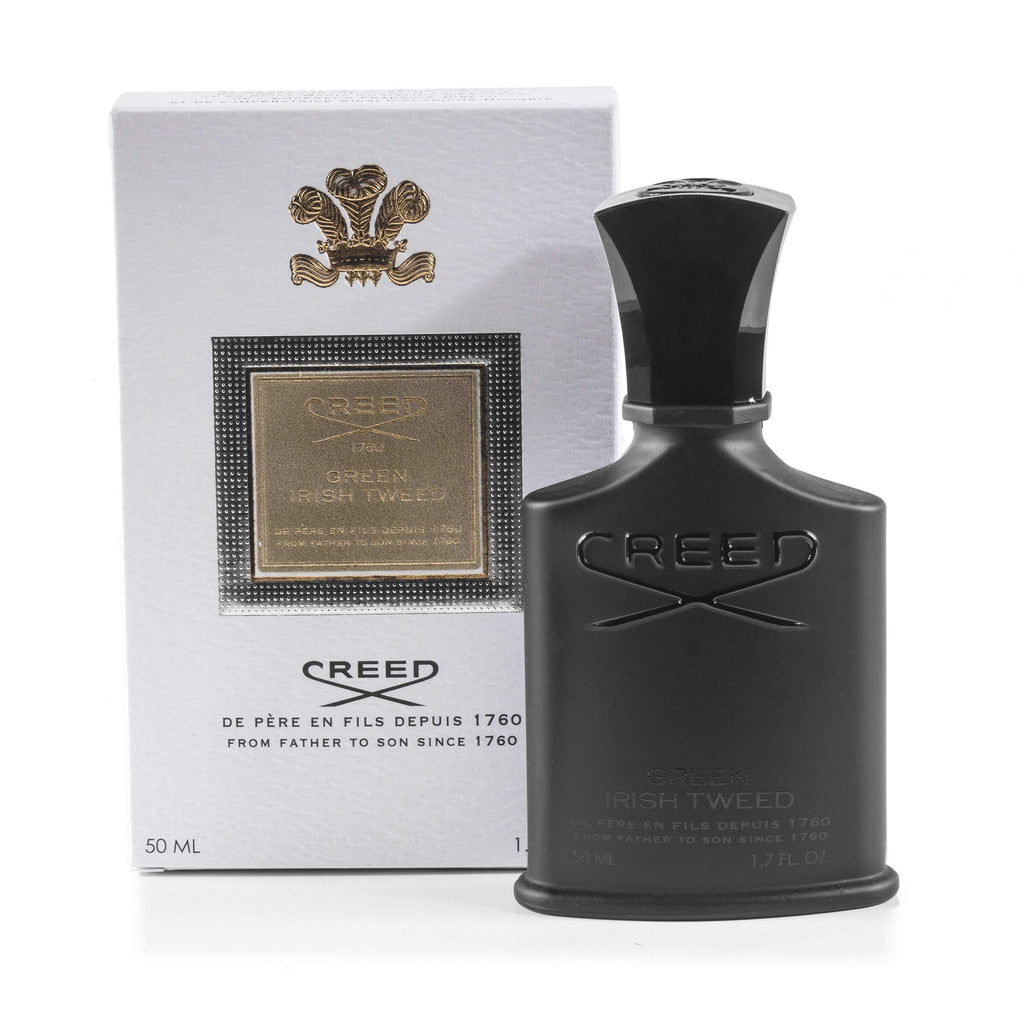 Green Irish Tweed Eau de Parfum Spray for Men by Creed 1.7 oz.