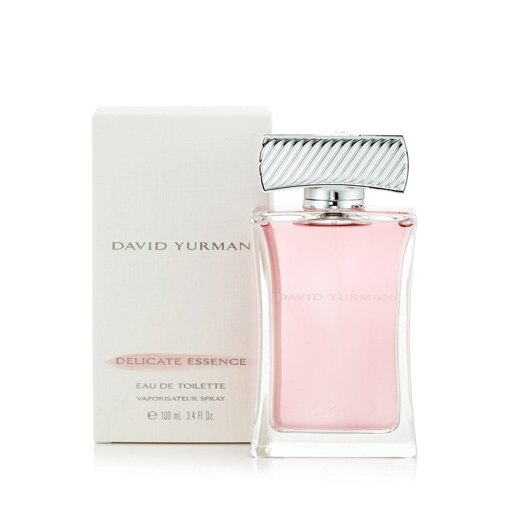 Delicate Essence Eau de Toilette Spray for Women by David Yurman 3.4 oz.