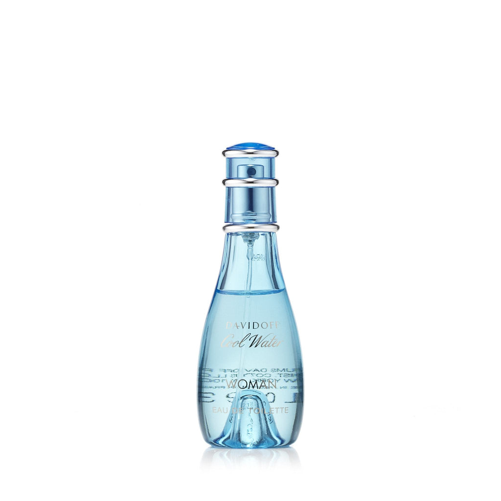 Cool Water For Women By Davidoff Eau De Toilette Spray
