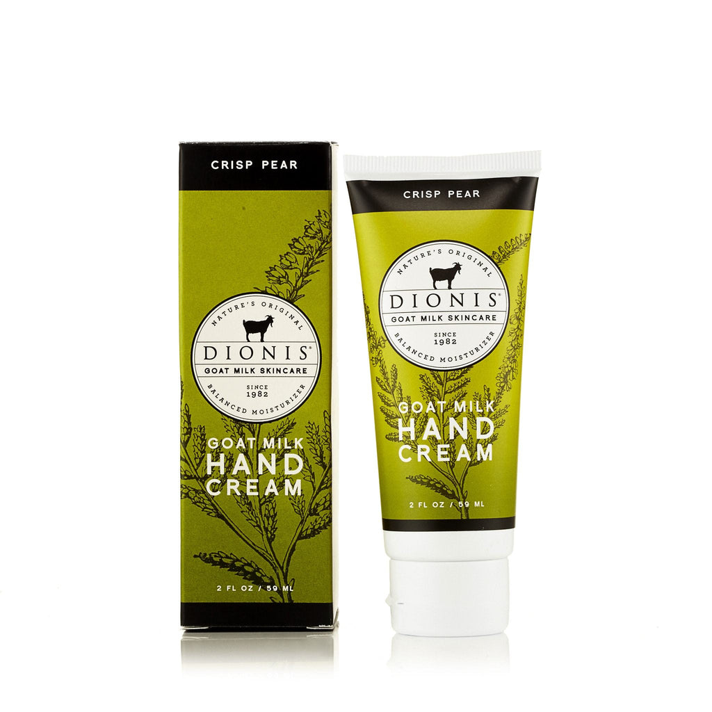 Crisp Pear Hand Cream by Dionis 2 oz.