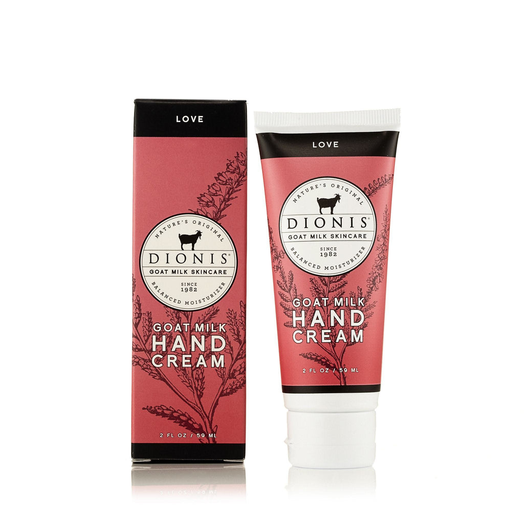 Love Hand Cream by Dionis 2 oz.