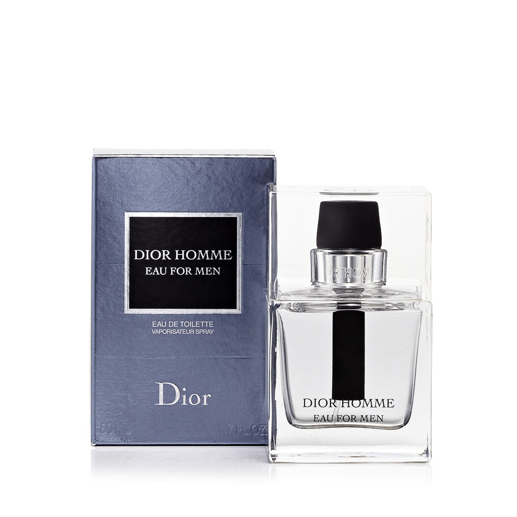 Dior Homme Eau Eau de Toilette Mens Spray 1.7 oz.