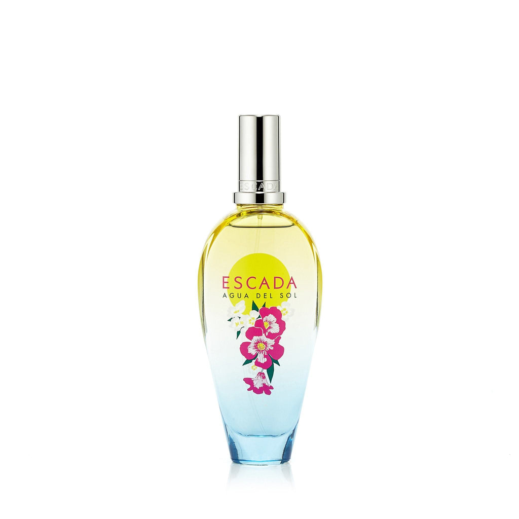 Agua Del Sol Eau de Toilette Spray for Women by Escada 3.3 oz.