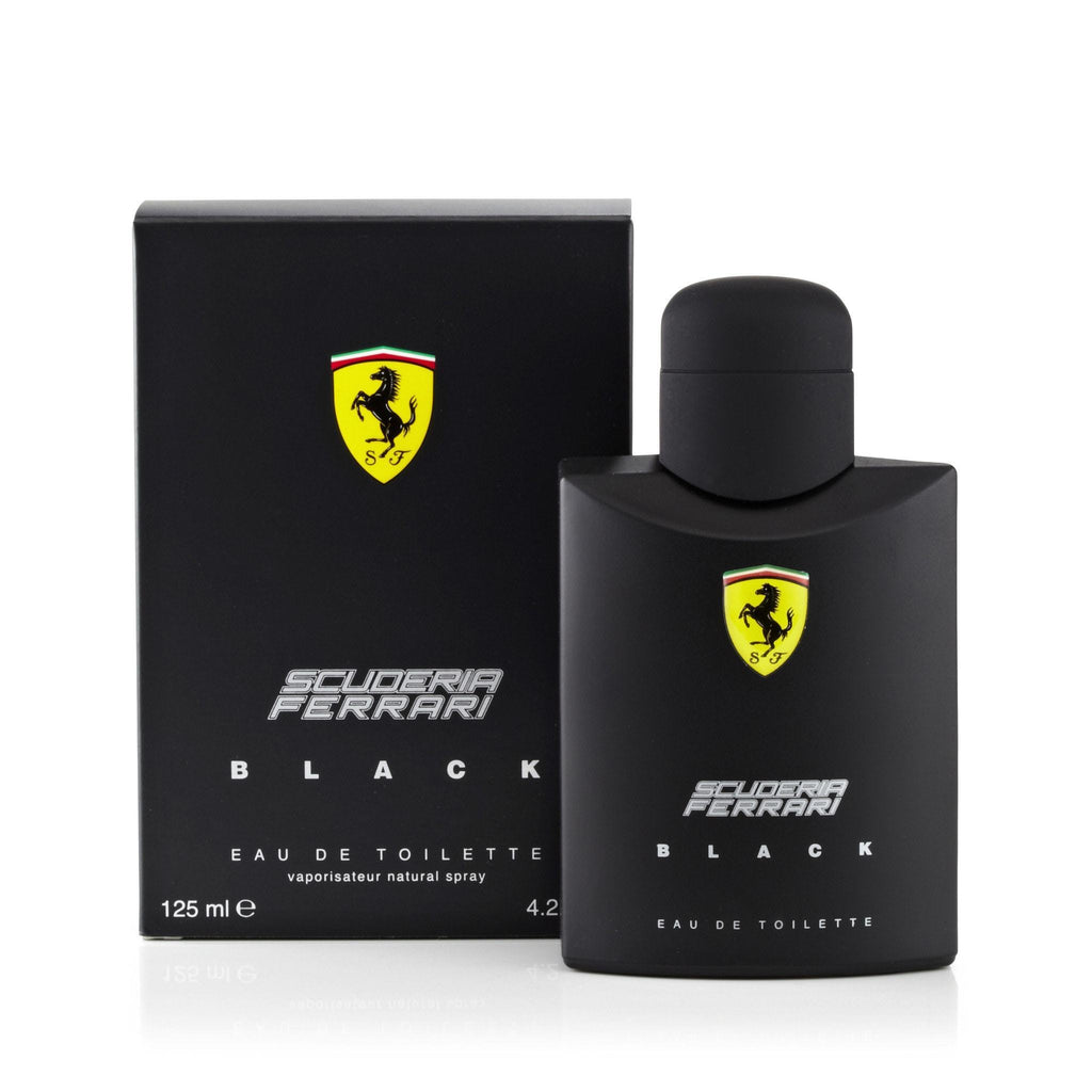 Ferrari Black For Men By Ferrari Eau De Toilette Spray