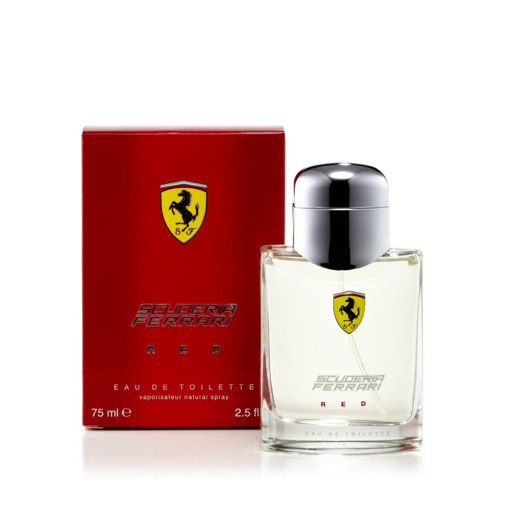 Ferrari Red For Men By Ferrari Eau De Toilette Spray
