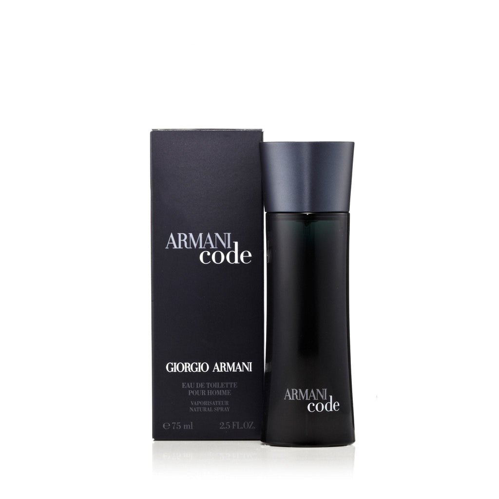 Armani Code For Men By Giorgio Armani Eau De Toilette Spray