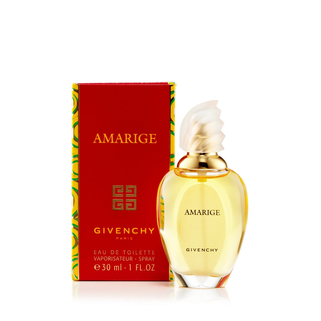 Givenchy Amarige Eau de Toilette Womens Spray 1.0 oz.