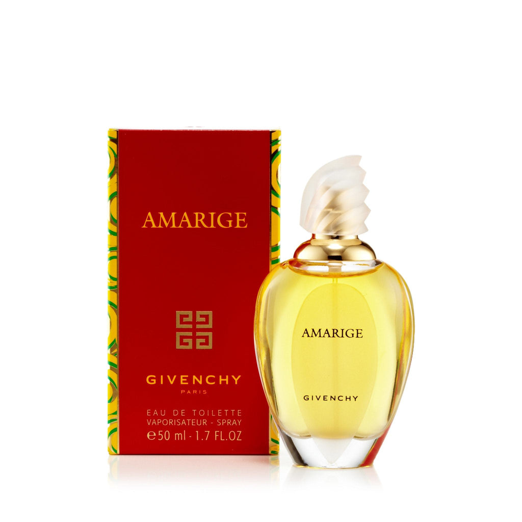 Givenchy Amarige Eau de Toilette Womens Spray 1.7 oz.