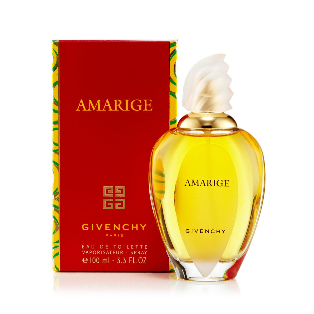 Givenchy Amarige Eau de Toilette Womens Spray 3.4 oz.