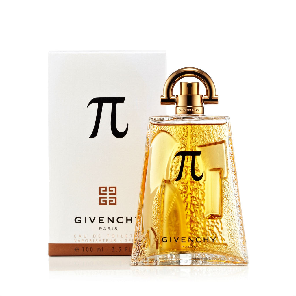 Givenchy Pi Eau de Toilette Mens Spray 3.4 oz.