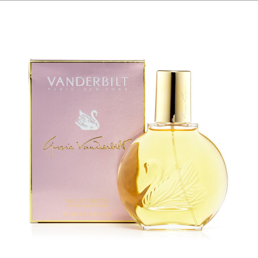 Gloria Vanderbilt Eau de Toilette Womens Spray 3.4 oz.