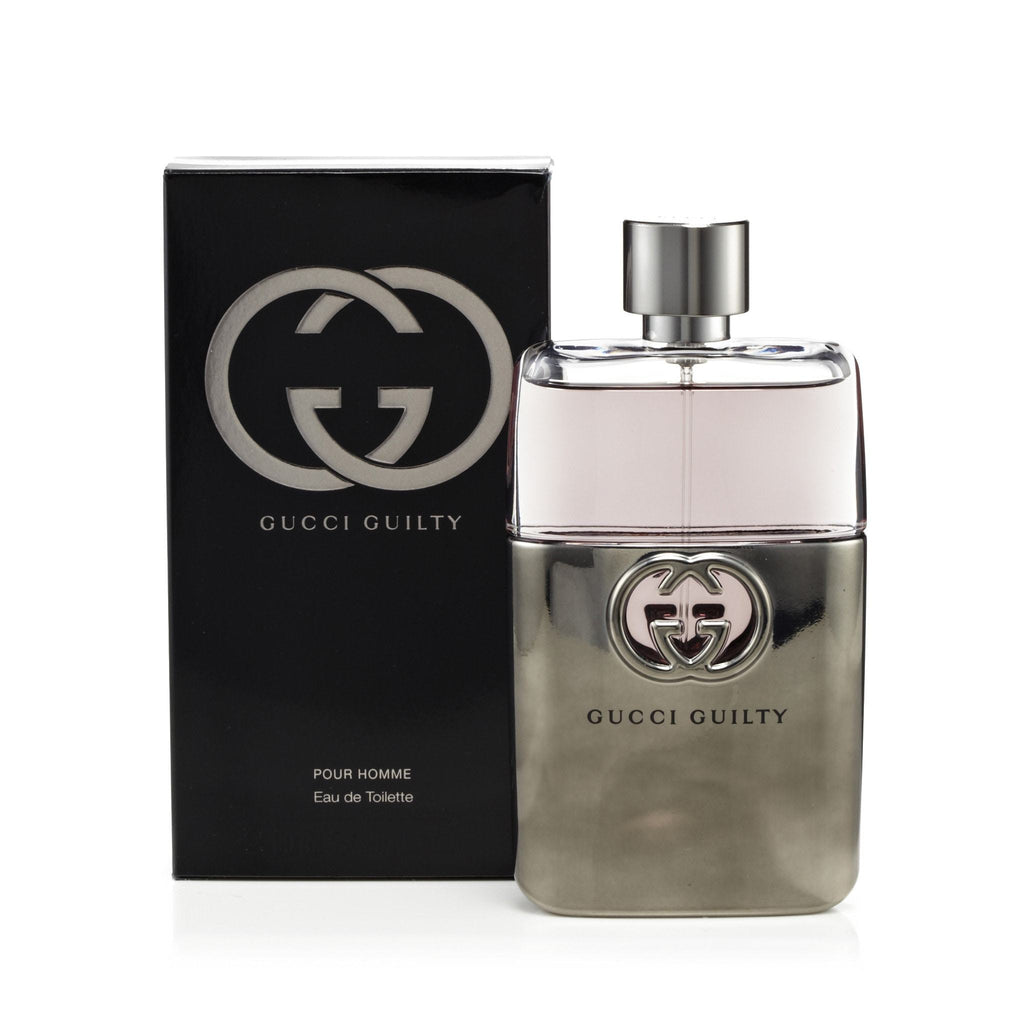 Gucci Guilty Eau de Toilette Mens Spray 3.0 oz.