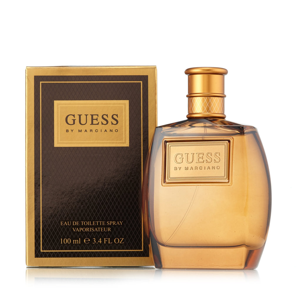 Guess by Marciano Eau de Toilette Spray for Men by Guess 3.4 oz.