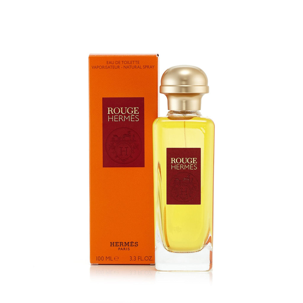 Rouge Eau de Toilette Spray for Women by Hermes 3.3 oz.