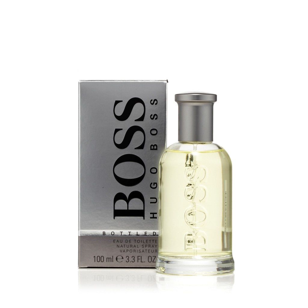 Boss Bottled For Men By Hugo Boss Eau De Toilette Spray