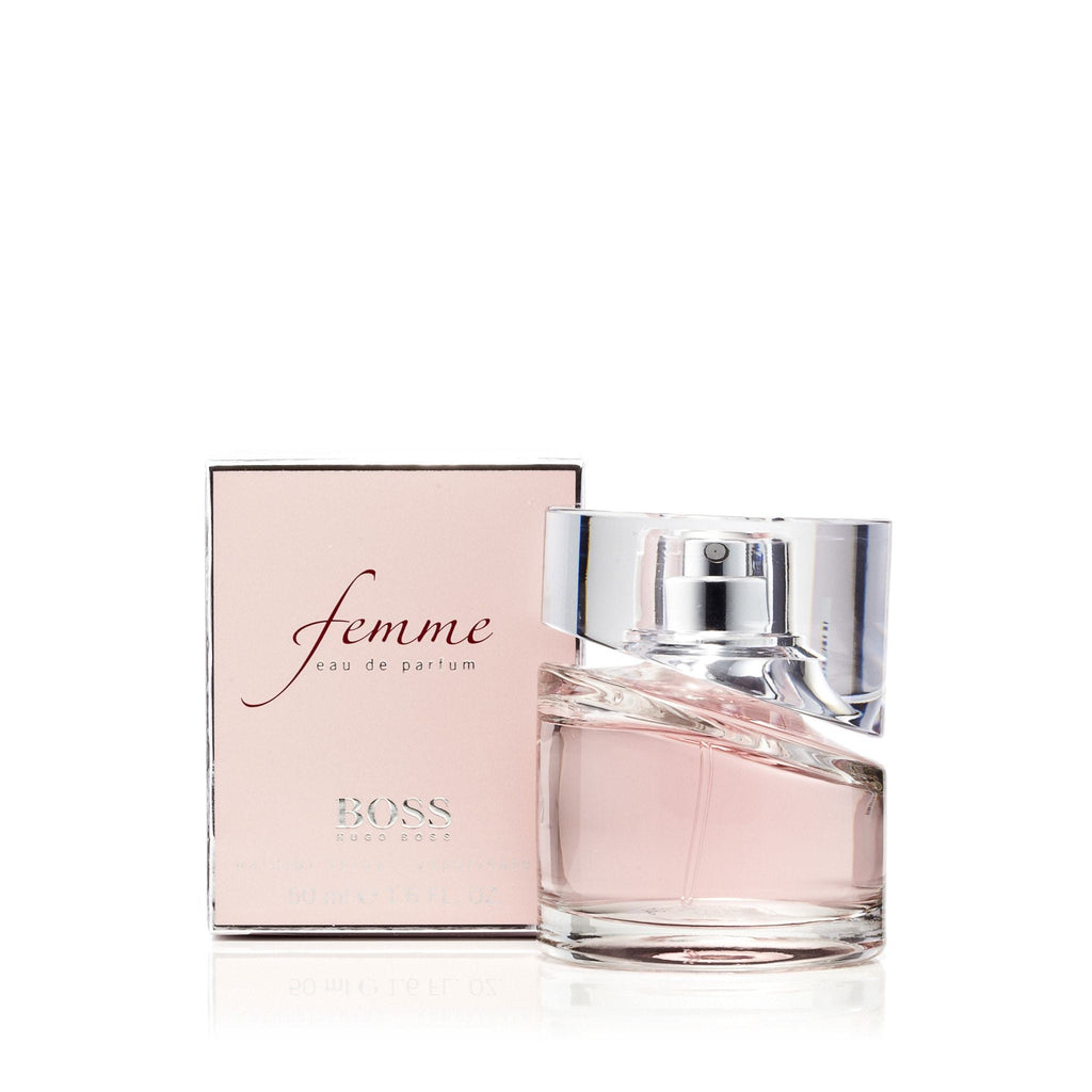 Hugo Boss Femme Eau de Parfum Womens Spray 1.6 oz.