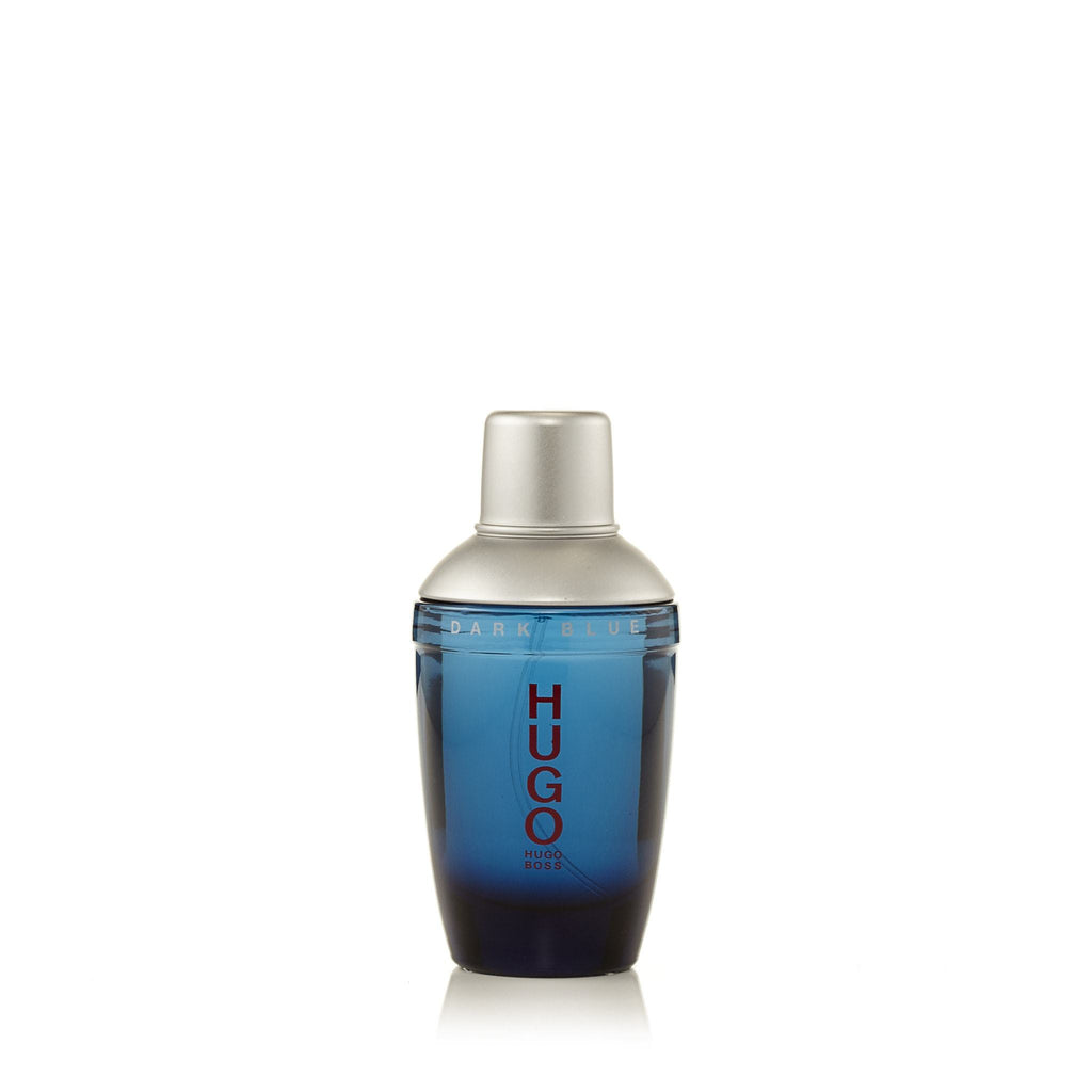 Dark Blue Eau de Toilette Spray for Men by Hugo Boss 2.5 oz.