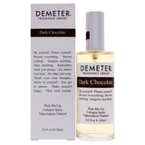 Dark Chocolate by Demeter for Women -  Cologne Spray