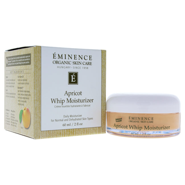 Apricot Whip Moisturizer by Eminence for Unisex - 2 oz Cream