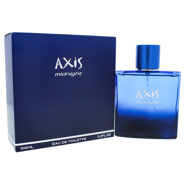 Axis Midnight by SOS Creations for men - EDT Spray
