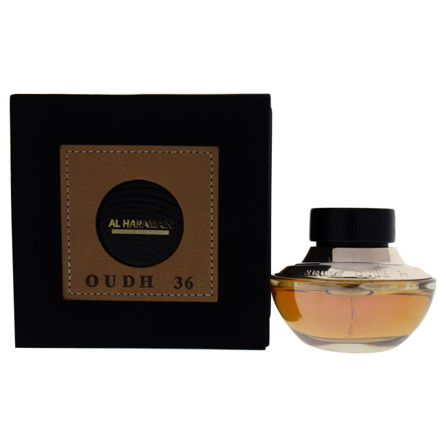 Oudh 36 by Al Haramain for Unisex - EDP Spray