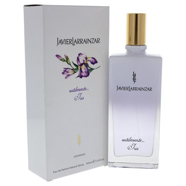 SUBTLY IRIS BY JAVIER LARRAINZAR FOR WOMEN -  Eau De Parfum SPRAY