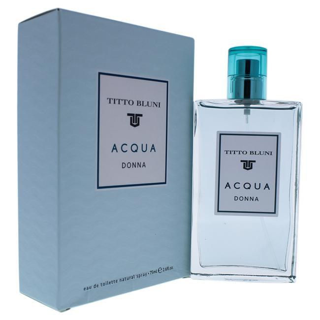 ACQUA DONNA BY TITTO BLUNI FOR WOMEN -  Eau De Toilette SPRAY